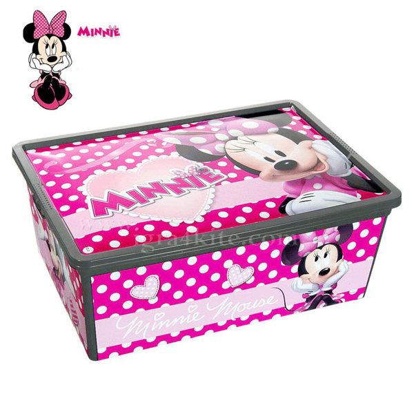 Disney - Кутия за съхранение Minnie Mouse 319326