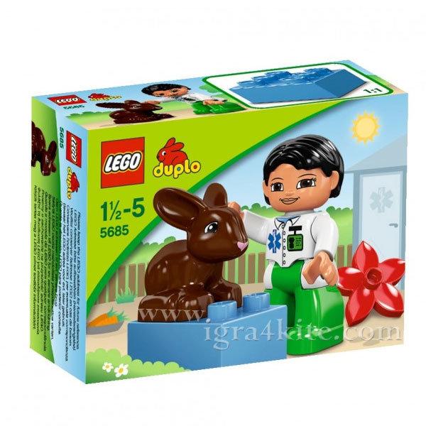 Lego 5685 DUPLO® - Ветеринар