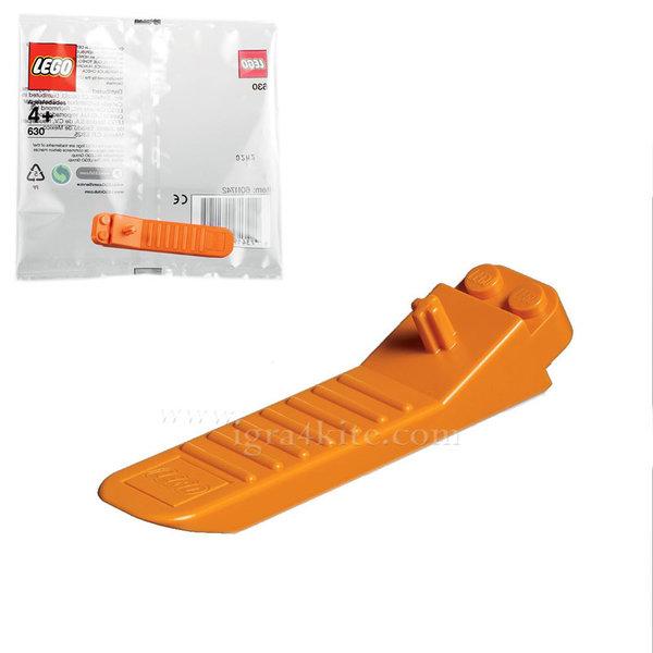Lego 630 Classic - Разделител за части, оранжев
