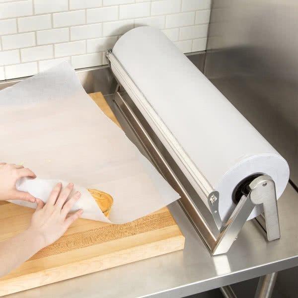 Хартия за печена на ролка 40 см. на 300м.