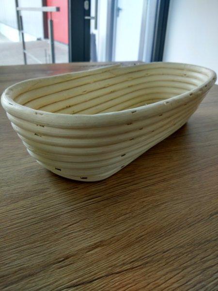 Дървена / Ратанова форма за втасване на хляб BANNETON