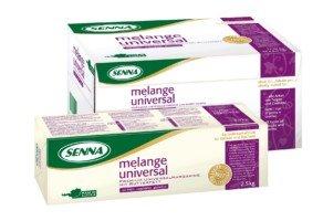 Маргарин с 10% краве масло Melange Universal
