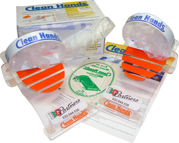 Clean Hands двойна поставка