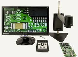Цифрови микроскопи Изображение
