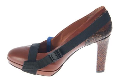 STATICTEC, ESD заземяване за обувки с ток