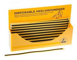 STATICTEC, Eднократни каишки за обувки със диспенсър за окачване на стена