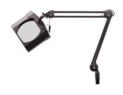 InspekTec IN4400ESD настолна лампа с правоъгълна лупа