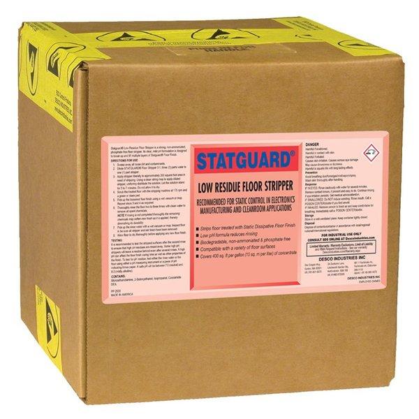 220523 - Statguard® Low Residue Floor Stripper, 10L Box