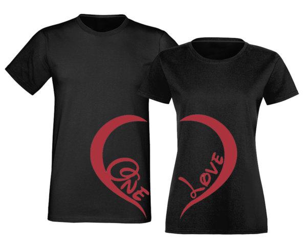 Tениски за двойки One Love Disney - Подарък за Свети Валентин