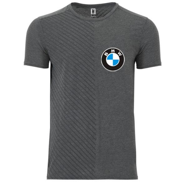 Стилна мъжка тениска BMW Mpower
