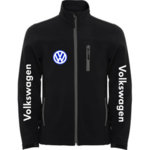 Комплект Softshell яке , тениска и зимна шапка с бродерия Volkswagen