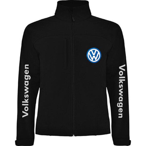 """Ветро и Водоустойчиво """"SoftShell"""" Яке Volkswagen"""