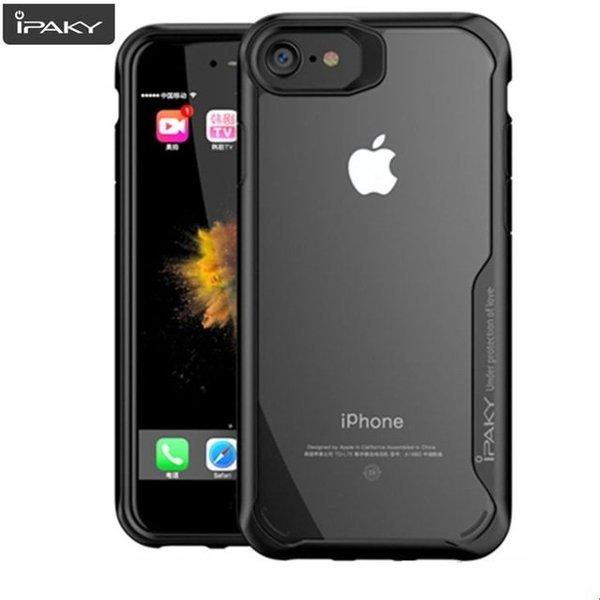 Ipaky Acrylic противоударен гръб Iphone 7/8