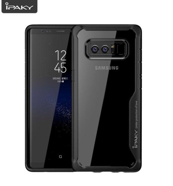 Ipaky Acrylic противоударен гръб Samsung Note 8