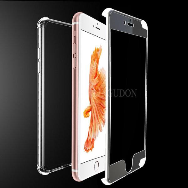360 градусов силиконов TPU кейс Iphone 6/6 plus