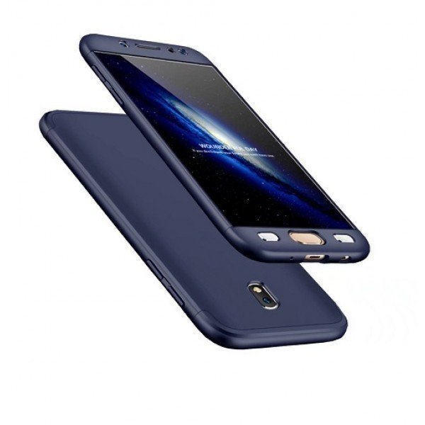 360° Case IPAKY Samsung J7 2017 + Протектор