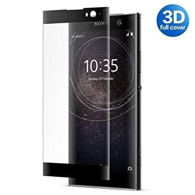 3D стъклен протектор Full face Sony Xperia XA2