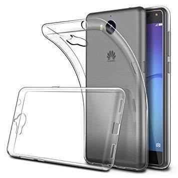 Силиконов гръб Crystal Huawei Y6/Y7 2017