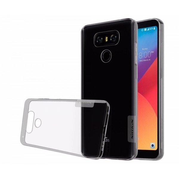 Силиконов гръб LG G6