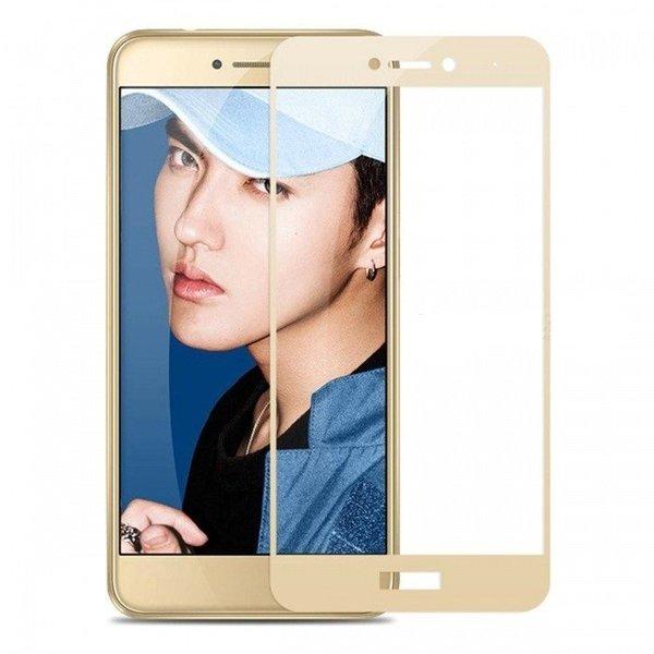 3D Стъклен протектор Full Face с рамка Honor 8 Lite