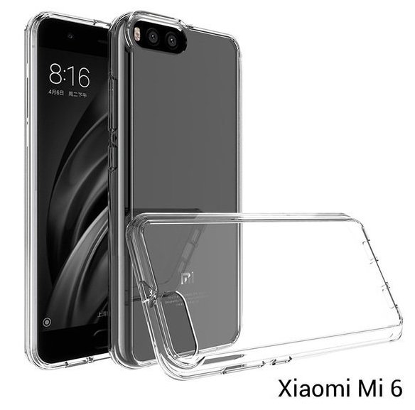 Силиконов гръб Xiaomi Mi 6