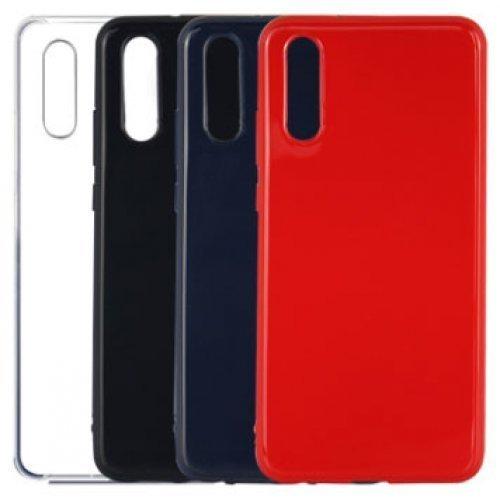 Acrylic View силиконов гръб Nokia 7 Plus