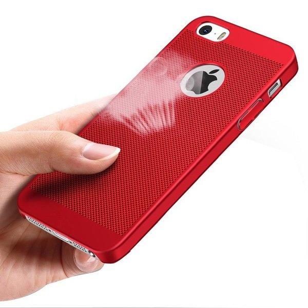 Breathing дишащ кейс + Nano Протектор Iphone 5/SE