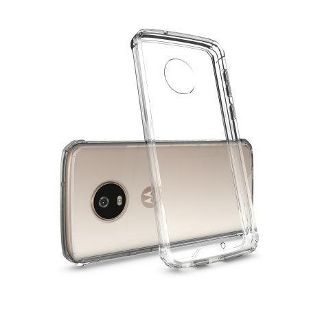 Clean Armor силиконов гръб Motorola G6
