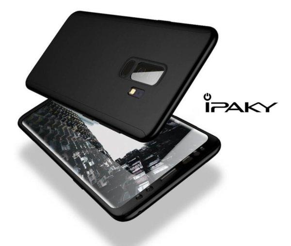 360° Case IPAKY Samsung J8 2018 + Протектор