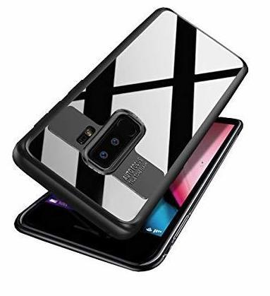 360 Auto Focus Back Transparent Samsung S9 Plus