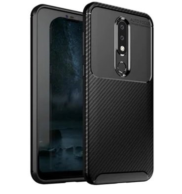Shine carbon Tpu Nokia 3.1 (2018)