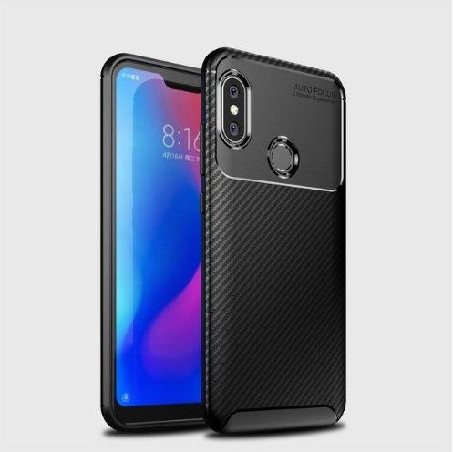Shine carbon Tpu Huawei P20 Lite