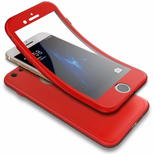 iCover 360 силиконов кейс iPhone XR