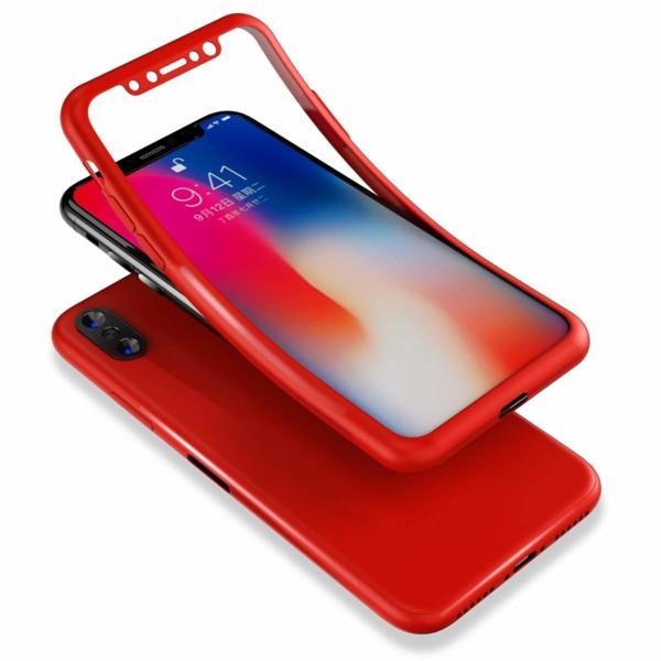 iCover 360 силиконов кейс iPhone XS Max