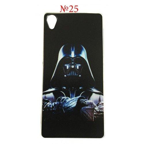 Силиконов гръб Star Wars 2 Sony Xperia M5
