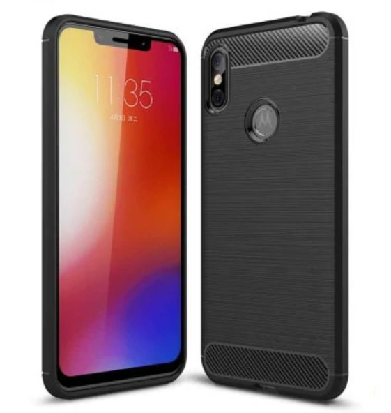 Carbon fiber гръб Motorola One (P30 Play)