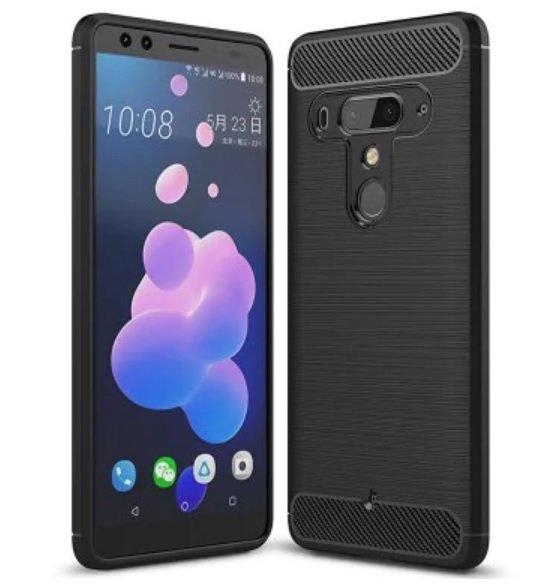 Carbon fiber гръб Xiaomi HTC U12 Plus