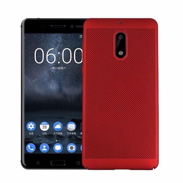 Breathing дишащ кейс + Nano Протектор Nokia 3.1