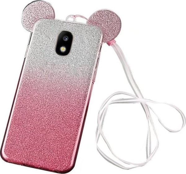 Силиконов Ears Gradient гръб Xiaomi Redmi Note 4X