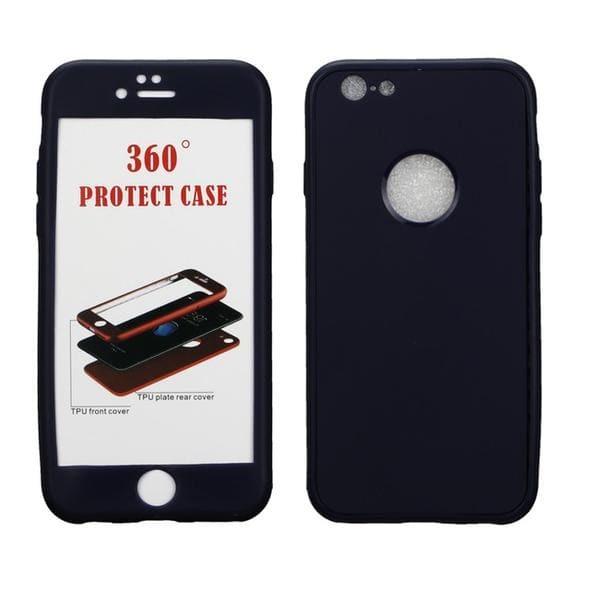 iCover Tpu 360 силиконов кейс iPhone 7/8