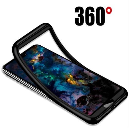iCover Tpu 360 силиконов кейс Huawei P9 lite mini