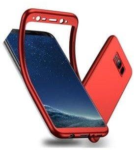 iCover Tpu 360 силиконов кейс Samsung S9