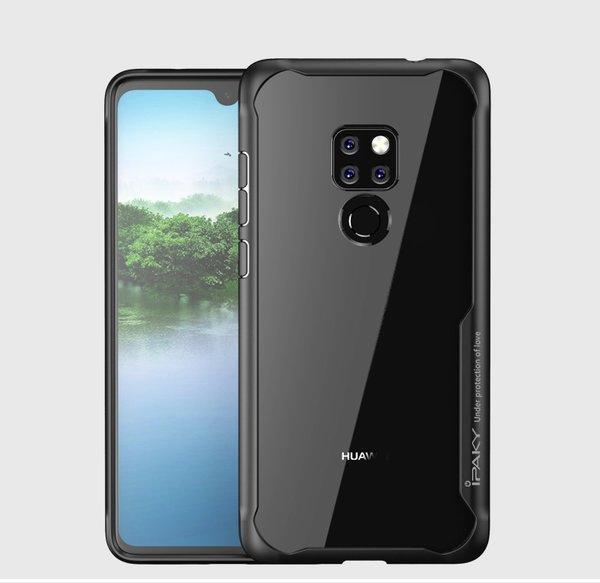 Ipaky Acrylic противоударен гръб Huawei Mate 20