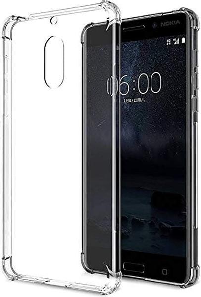 Clean Armor силиконов гръб Nokia 3.1 2018