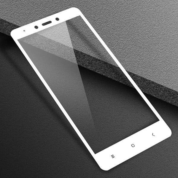 5D Glass  FULL GLUE стъклен протектор Xiaomi Redmi Note 4X