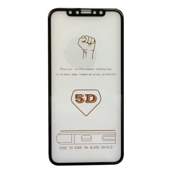 5D Glass  FULL GLUE стъклен протектор Xiaomi MI 8