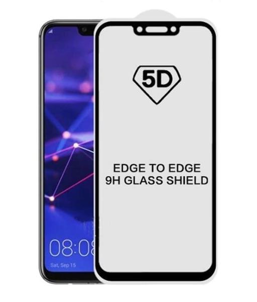 5D Glass FULL GLUE стъклен протектор Huawei Mate 20 lite