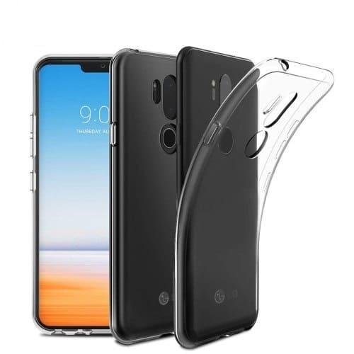 Силиконов гръб Crystal LG G7 ThinQ