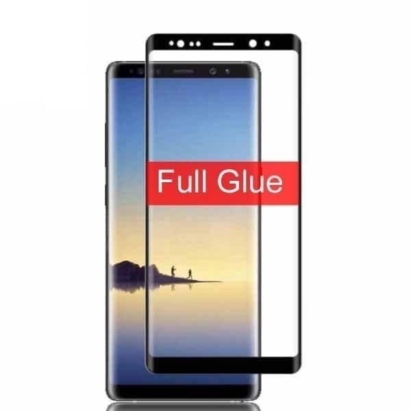5D Glass FULL GLUE стъклен протектор Samsung Note 8