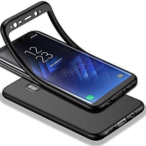 iCover Tpu 360 силиконов кейс Samsung A7 2018